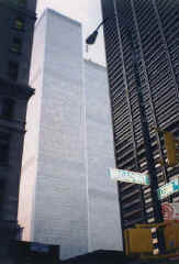 World Trade Center Twin Towers 1993